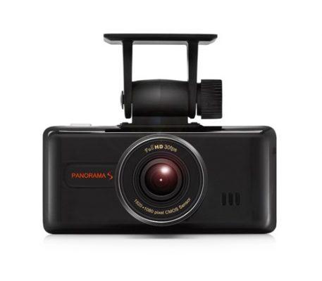Panorama S 457x400 - 5 mẫu camera hành trình hoàn hảo cho xe hơi