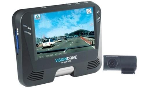 VisionDrive VD 9500H - 5 mẫu camera hành trình hoàn hảo cho xe hơi