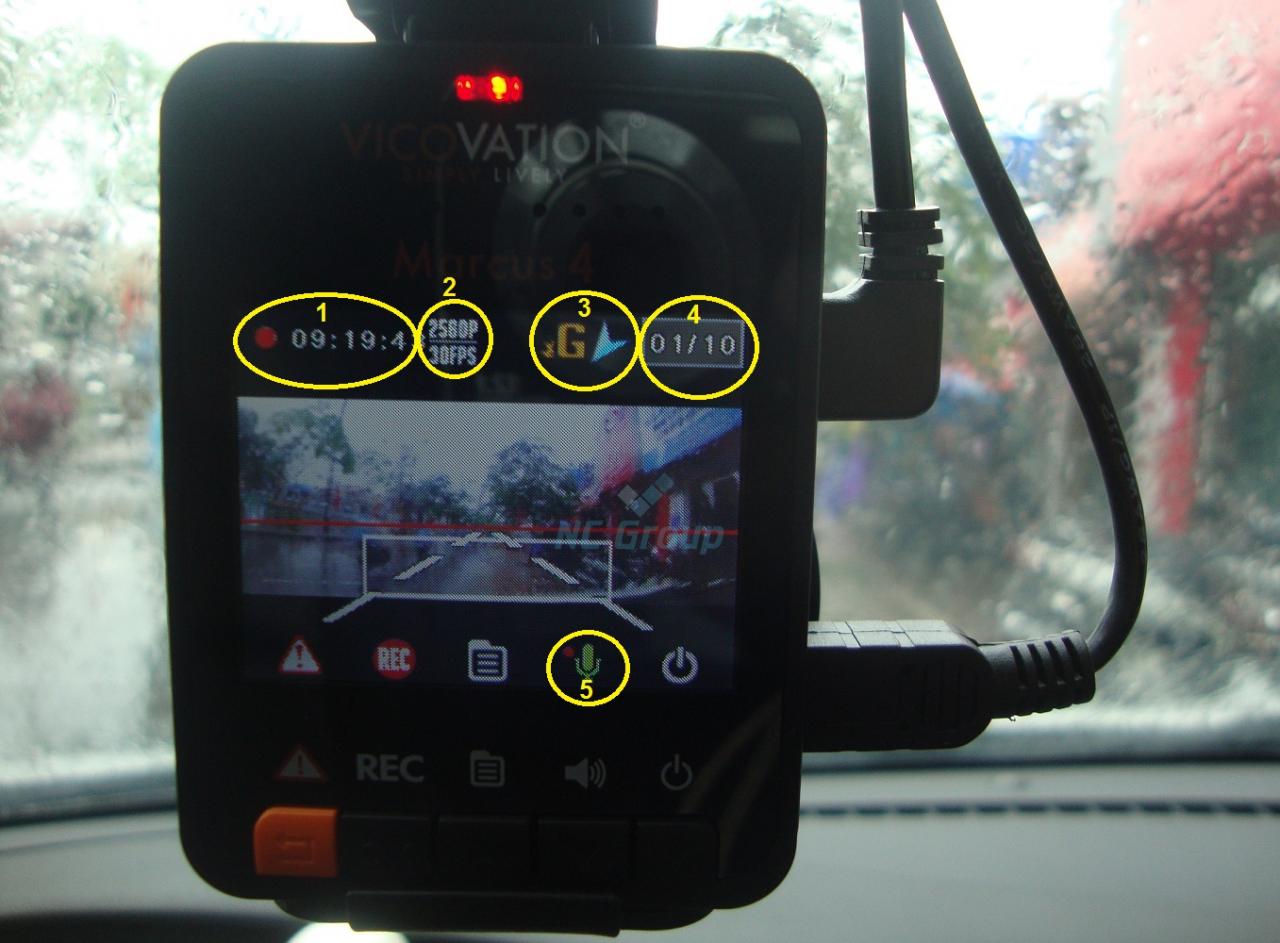 1444669075 can chinh lan duong camera vicovation - Cách sử dụng camera hành trình đơn giản