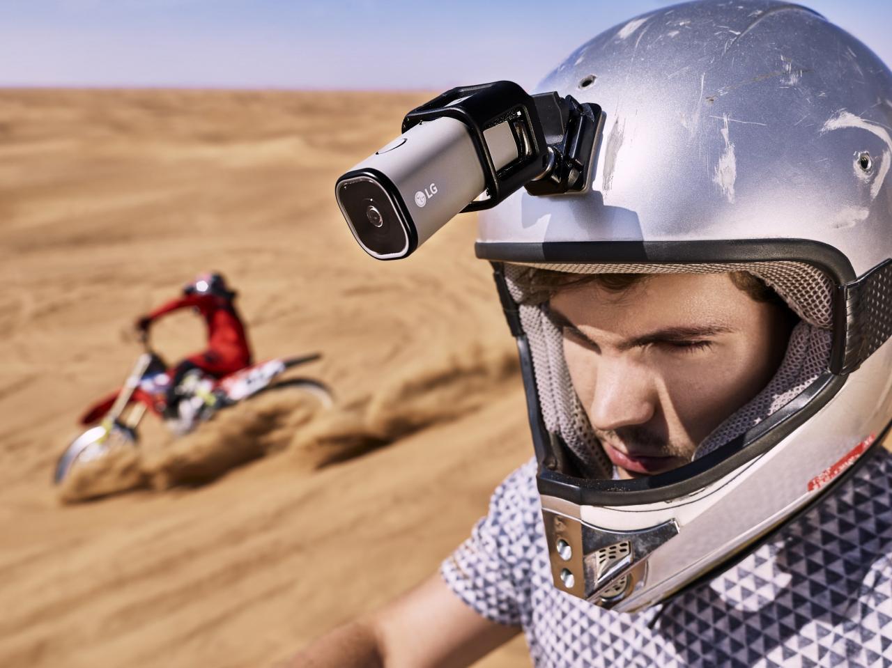 1 751364 - LG ra mắt camera hành trình tích hợp 4G mới