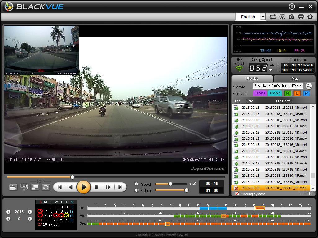 Lắp camera hành trình ôtô quận Tân Bình - 1