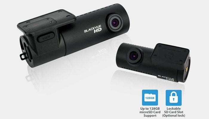 Blackvue dr430 2ch 03 1 700x400 - Lắp đặt camera hành trình ô tô tại quận 10
