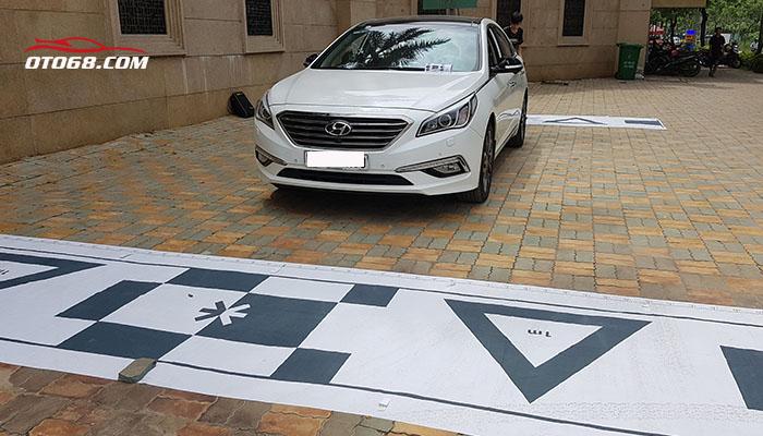 Hyundai Sonata 360 omnivue 1 - Camera 3D Cao Cấp Hàn Quốc 360 OMNIVUE