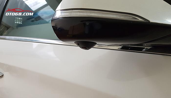 Hyundai Sonata 360 omnivue 2 - Camera 3D Cao Cấp Hàn Quốc 360 OMNIVUE