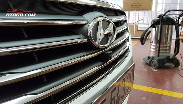 Hyundai Sonata 360 omnivue 3 - Camera 3D Cao Cấp Hàn Quốc 360 OMNIVUE