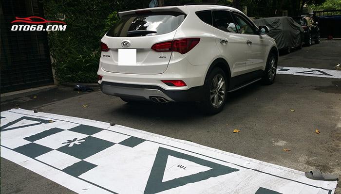 Hyundai santafe lap 360 Omnivue 1 - Camera 3D Cao Cấp Hàn Quốc 360 OMNIVUE