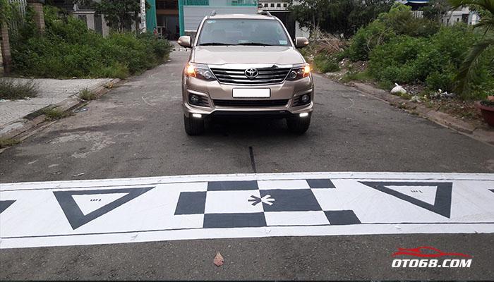 Toyota Fortuner 360 Omnivue - Camera 3D Cao Cấp Hàn Quốc 360 OMNIVUE