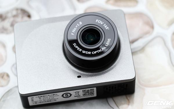 camera 1 - Xiaomi gây sốc khi trình làng camera hành trình Yi 4K+