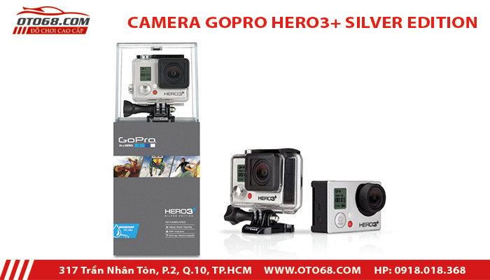 camera go pro hero 3 plus silver edition 1 - Lắp đặp camera hành trình ô tô tại tphcm