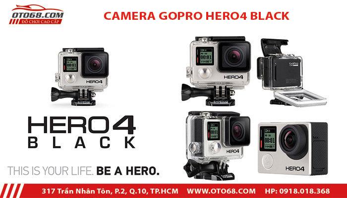camera go pro hero 4 black 1 - Lắp đặp camera hành trình ô tô tại tphcm
