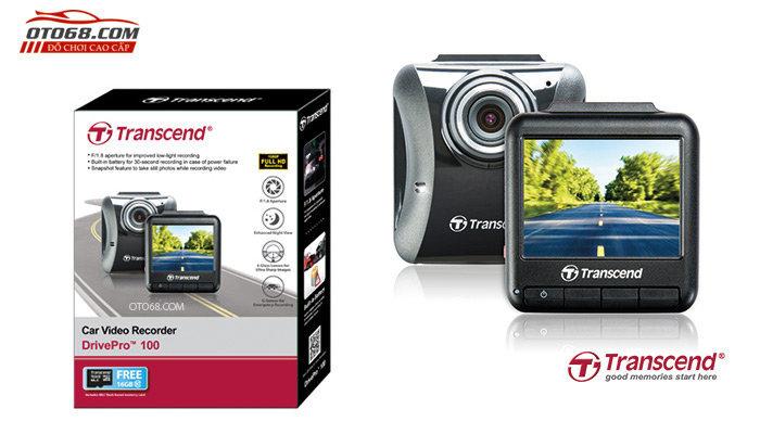 camera hanh trinh transcend 100 1 - Lắp đặp camera hành trình ô tô tại tphcm