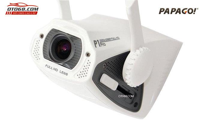camera papago P1 1 - Lắp đặp camera hành trình ô tô tại tphcm