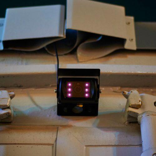 external camera waterproof coaxial cable 2 - Dây tín hiệu chống thấm nước dành cho camera hành trình 2 kênh