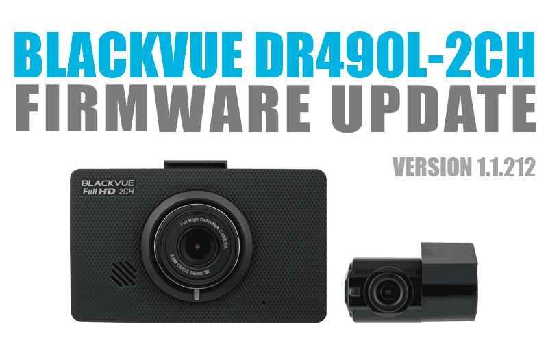 firmware update dr490l 2ch first firmware release - [Thông tin cập nhật phần mềm] DR490L-2CH Bản phát hành phần mềm cơ bản đầu tiên