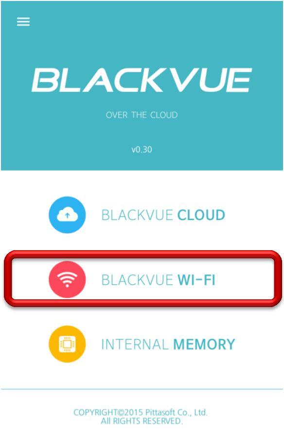 hotspot pairing 1 - Công nghệ điện toán đám mây Blackvue