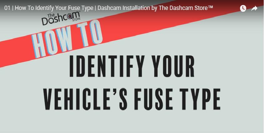 identify vehicles fuse type - Làm thế nào để xác định loại cầu chìtrong xe của bạn?