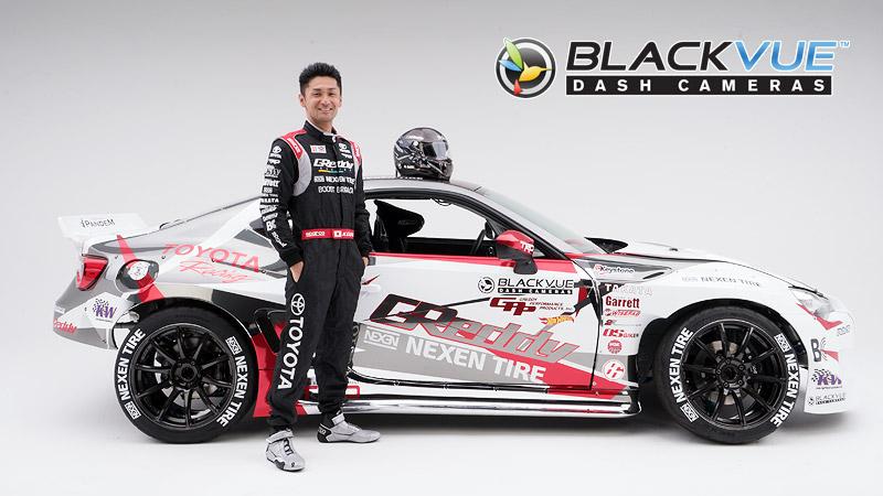 press release blackvue sponsors formula drift driver ken gushi greddy racing - [Thông cáo Báo chí] BlackVue tài trợ cho Drift Driver Ken Gushi và GReddy Racing