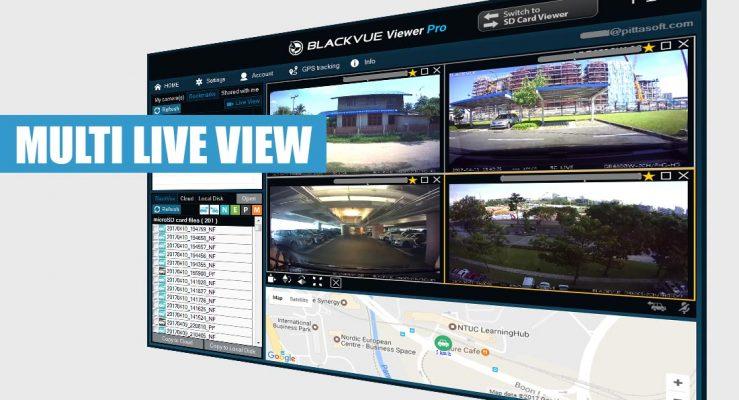 ung dung blackvue 6 739x400 - Ứng dụng BlackVue