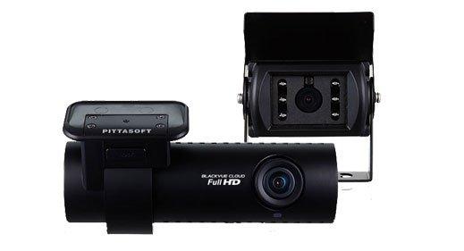 1 4 - Camera hành trình xe tải Blackvue DR650S-2CH TRUCK