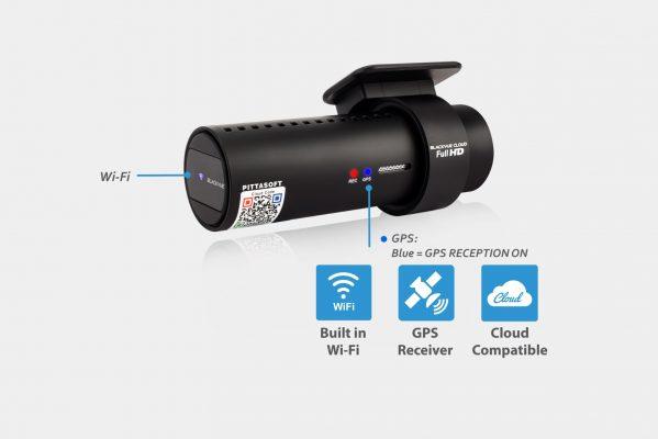 5 599x400 - Camera hành trình xe tải Blackvue DR650S-2CH TRUCK