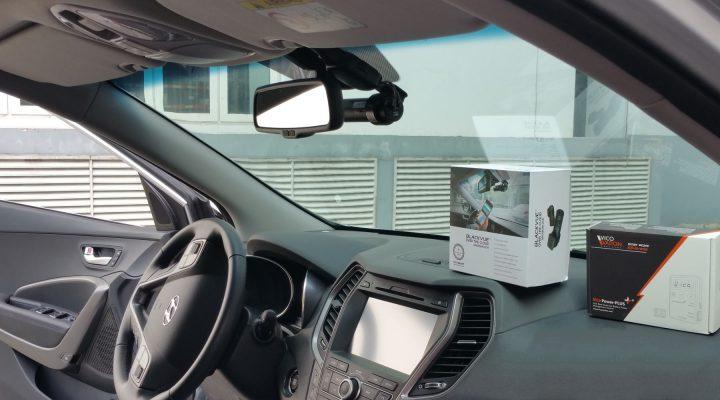 Camera hanh trinh Blackvue gan xe Huyndai Santafe 2016 1800x1000 720x400 - Lắp đặt camera hành trình ô tô tại huyện Củ Chi