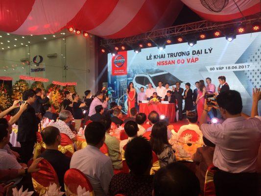 IMG 3891 533x400 - Chúc mừng sự hợp tác của Nisan Gò Vấp và Blackvue Việt Nam