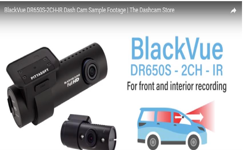 Untitled 1 - BlackVue DR650S-2CH xuất bản đoạn phim mẫu IR