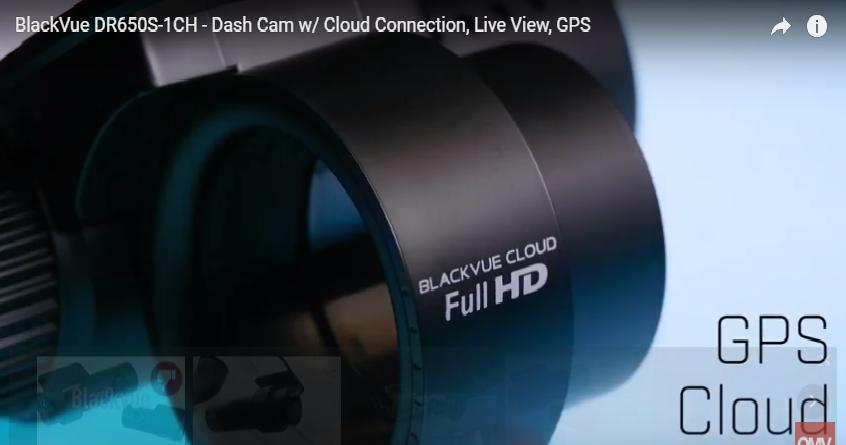 black vue dr650s 1ch - Xem lại video của camera hành trình BlackVue DR650S-1CH
