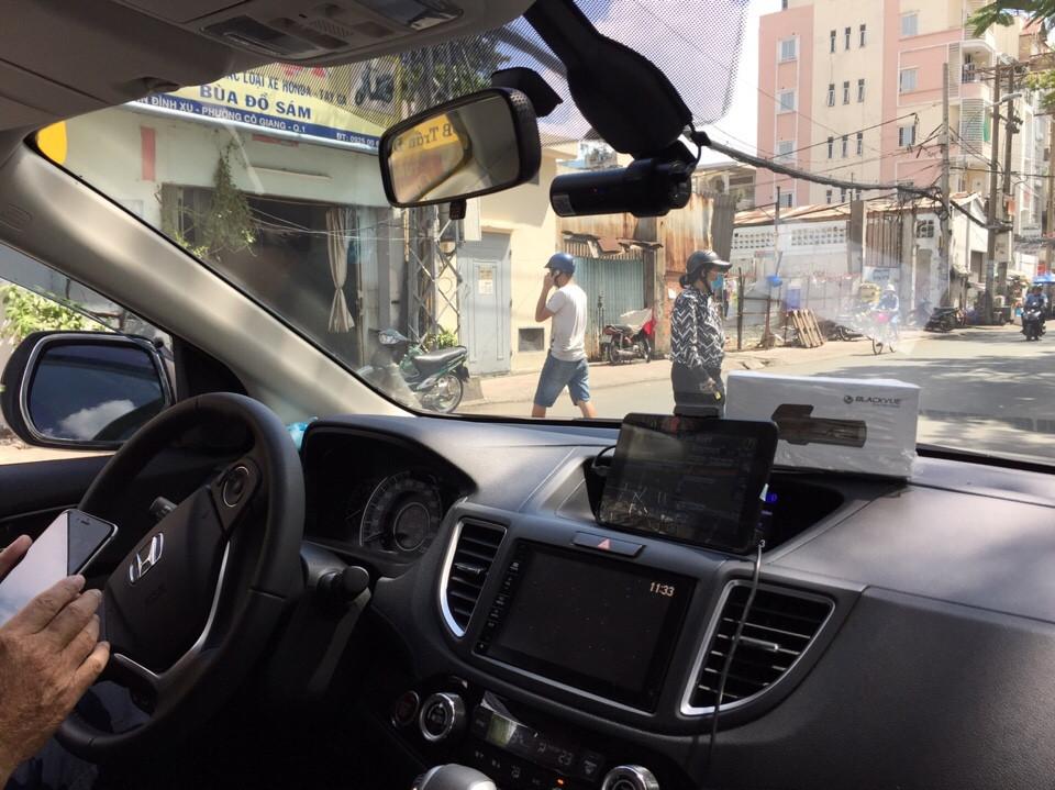 blackvue dr650s1ch crv 3 - Lắp đặt camera hành trình ô tô tại huyện Hóc Môn