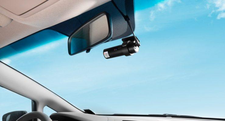 dr650s 2ch car interior passenger 739x400 - Lắp đặt camera hành trình ô tô tại huyện Hóc Môn