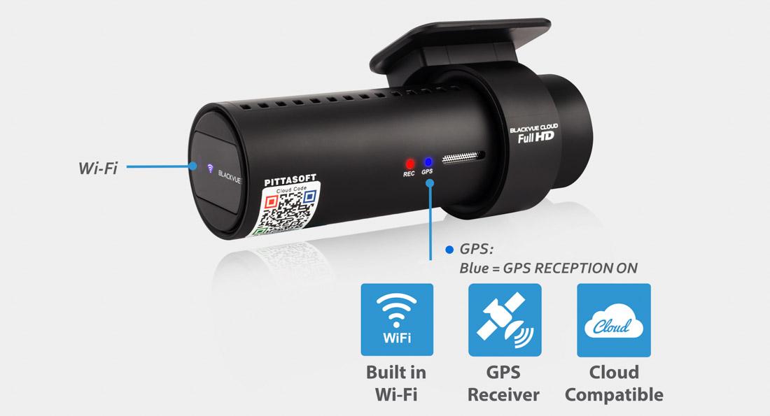 camera hanh trinh cho oto to 3 san pham dinh dam cua blackvue 7 - Camera hành trình cho ô tô –Top 3 sản phẩm đình đám của Blackvue