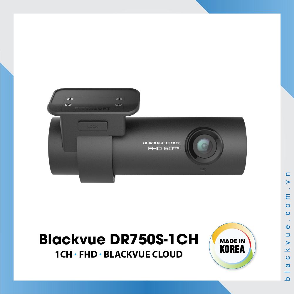 Blackvue DR750S 1000x1000 BlackVue DR750S 1CH 1 - Camera hành trình ô tô Blackvue DR750S-1CH