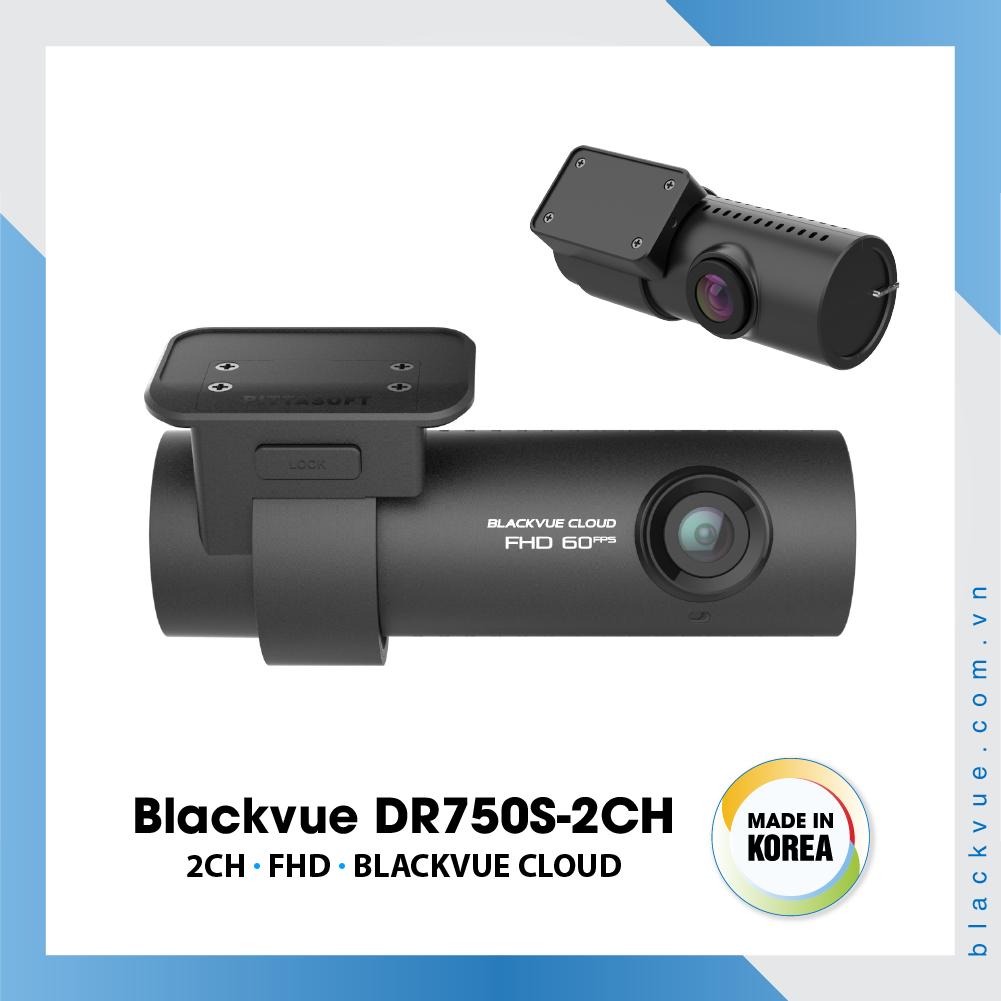Blackvue DR750S 1000x1000 BlackVue DR750S 2CH 2 - Camera hành trình ô tô cao cấp Blackvue DR750S-2CH