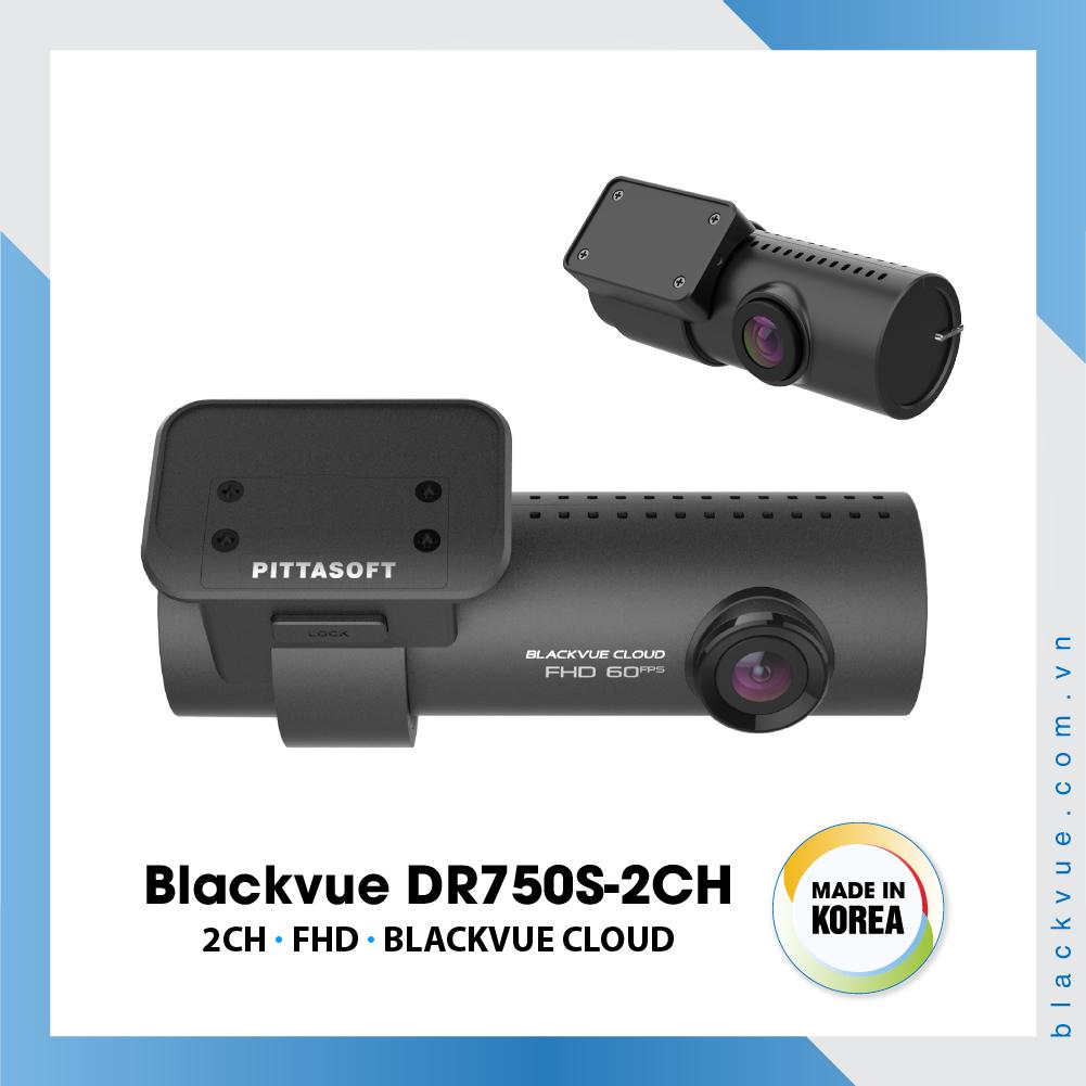 Blackvue DR750S 1000x1000 BlackVue DR750S 2CH 4 - Camera hành trình ô tô cao cấp Blackvue DR750S-2CH