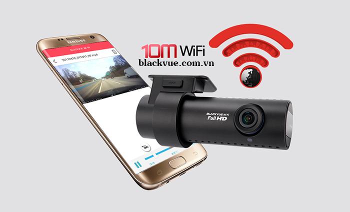blackvue wifi - Tại sao bạn nên chọn camera hành trình Blackvue làm bạn đồng hành?