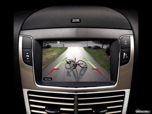 camera cam bien lui 533x400 - Tổng hợp những thiết bị nên và không xe gắn trên xe ô tô