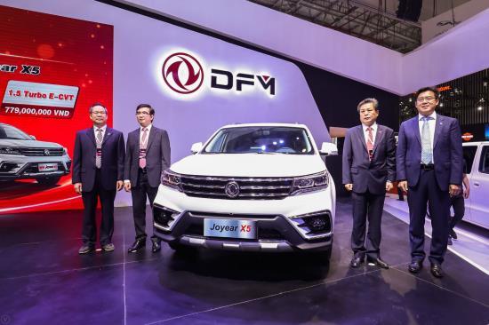 Dong Phong w 550 - Mãn nhãn với dàn xế khủng hội tụ tại triển lãm ô tô nhập khẩu Việt Nam (VIMS) 2017