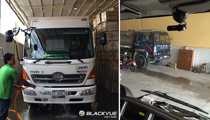 blackvue 650gw 2ch truck 700x400 - 3 mẫu camera hành trình ô tô 2 kênh hoàn hảo dành cho xe chạy đêm