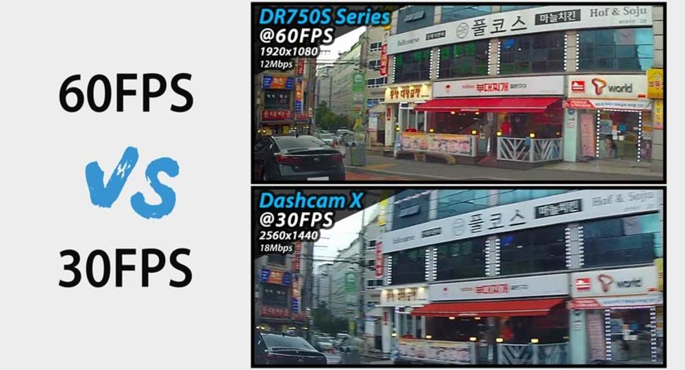 camera hanh trinh o to cao cap 1 - 3 mẫu camera hành trình ô tô 2 kênh hoàn hảo dành cho xe chạy đêm