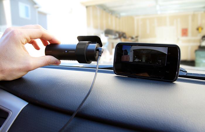 camera hanh trinh oto blackvue 1 - 5 lưu ý khi tự thực hiện lắp đặt camera hành trình ô tô
