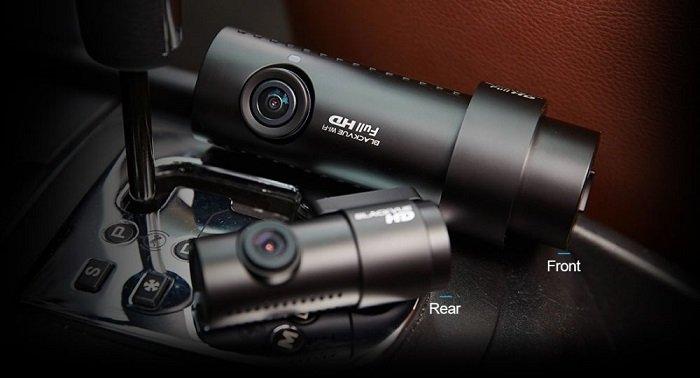 """BlackVue Cloud DR650S 2CH - """"Chơi"""" camera hành trình ô tô sao cho sành điệu?"""