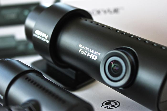 BlackVue HD Front Rear Camera - Những thiết kế ghi điểm của camera hành trình Hàn Quốc Blackvue