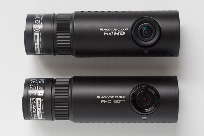 Blackvue DR650S and DR750S 1 - 10 sự khác biệt giữa Blackvue DR650S-2CH và DR750S-2CH