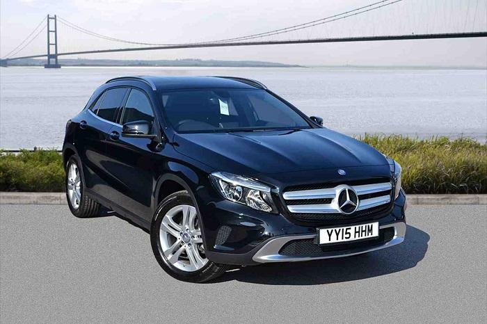 Mercedes Benz GLA 200 - Nên chọn dòng xe ô tô nào cho phái đẹp?