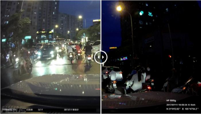 """camera hanh trinh Thinkware F770 2.jpg - Cân đo đong đếm """"siêu phẩm"""" camera hành trình Hàn Quốc Blackvue DR750S-2CH và Thinkware F770"""