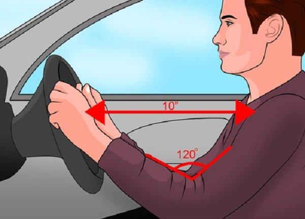 tu the 1 - Một số lưu ý khi lái ô tô, tài xế không nên bỏ qua