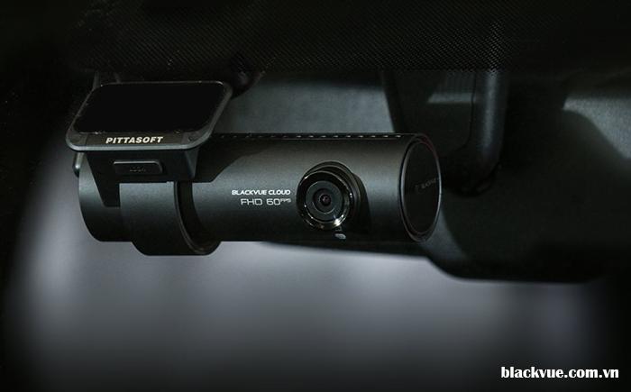 camera hanh trinh cho o to blackvue dr750s 1ch - Nên lắp đặt camera hành trình ô tô 2 kênh hay 1 kênh?