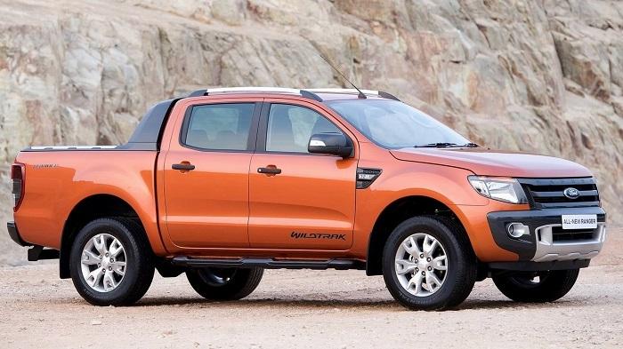 ford ranger mau cam - Gợi ý chọn màu sắc của xe ô tô hợp bản mệnh trong năm 2018