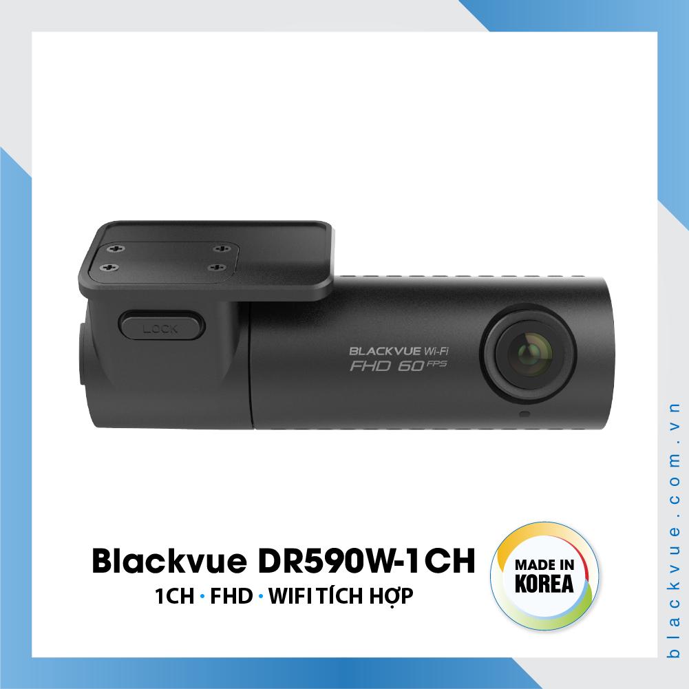 Blackvue DR590W 1000x1000 BlackVue DR590W 1CH 1 - Camera hành trình wifi Blackvue DR590W-1CH