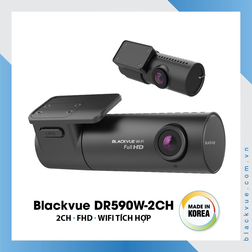 Blackvue DR590W 1000x1000 BlackVue DR590W 2CH 3 1 - Camera hành trình có wifi Blackvue DR590W-2CH